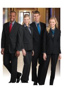 in stock employee uniforms, custom employee unifoms