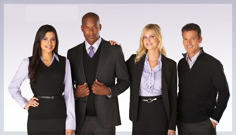 Hotel Front Desk Uniforms Shirts Vests Suits Accessories