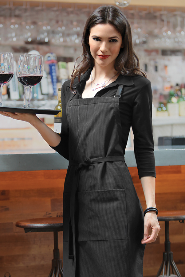 waitress and waiter aprons - server aprons - waitress, waiter and server uniforms