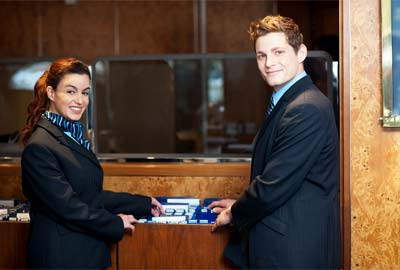 unique affordable hotel uniforms - hotel uniform suppliers - front desk uniforms