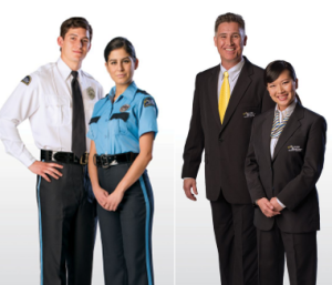 casino security uniforms