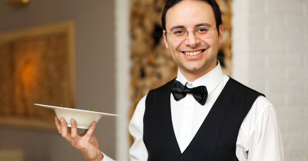 Waiter Uniforms
