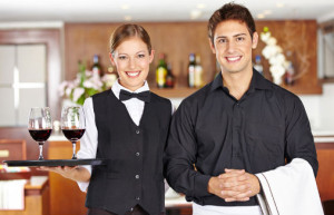 Waitress And Waiter Uniforms