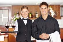 waitress, waiter, waitstaff uniforms
