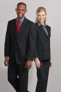 casino floor staff uniform