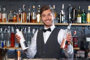 e229ac59af0 Bartender uniform shirts