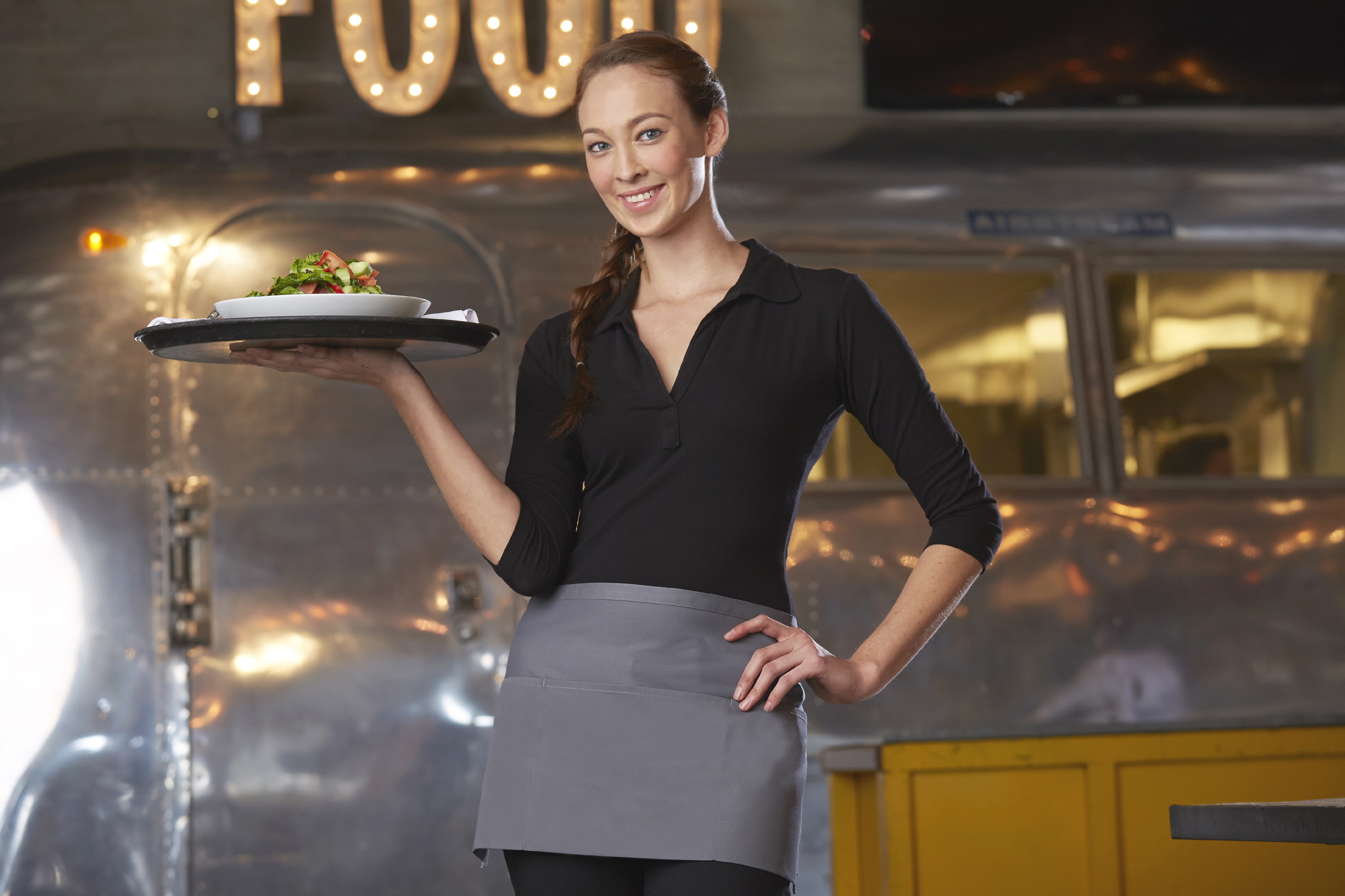 Waiter Uniforms Online - Wait Staff (Waitress) Uniforms Online ...