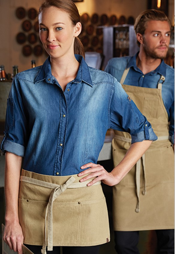 restaurant employee uniform ideas
